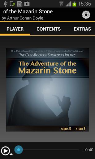 Adventure of the Mazarin Stone