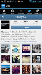 Charleston Fashion Week - screenshot thumbnail