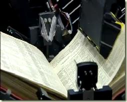 Kirtas Book扫描仪自动转动书籍页面