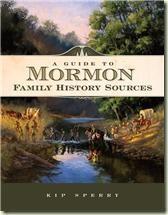 摩门教家族史来源的指南