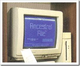 祖先文件,DOS版本