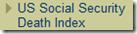 美国社会保障死亡指数