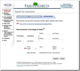Fumanysearch..org.和互联网IGI于1999年推出