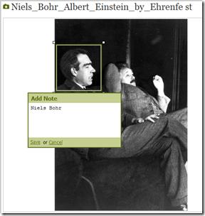 ancestry.com支持照片标签,但调用它们注释