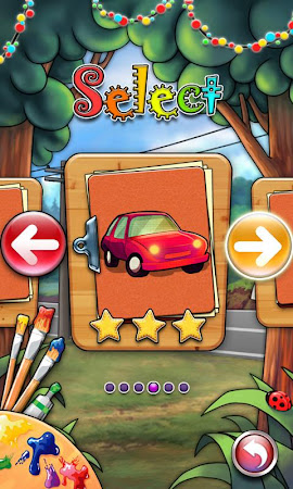 Coloring Book Car-draw game 1.0.12 screenshot 78958