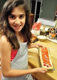 Strawberry Tart Done-Sheva Apelbaum