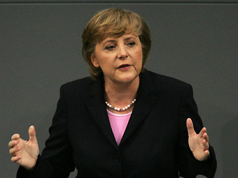 Mattel has released Barbie in the form of Angela Merkel