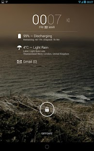 BatteryDash for DashClock - screenshot thumbnail