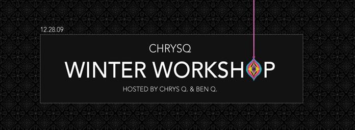 chrysqWorkshopBanner