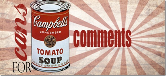 Comments for Cans