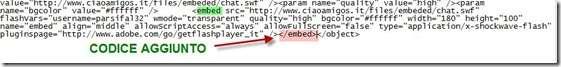 codice-html-embed