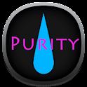 Purity GO launcherEX Theme logo