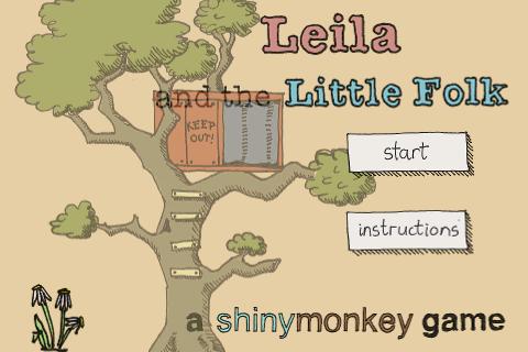 Leila and the Little Folk Demo