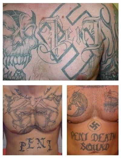 Gangster Joker Black And White Tattoo Best Tattoo Ideas