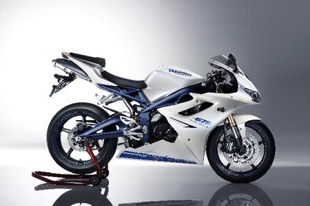 Triump Daytona New Motor Concept