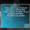 Afortune Widget icon
