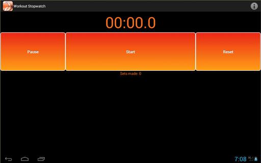 玩運動App|ワークアウトストップウォッチプラス免費|APP試玩