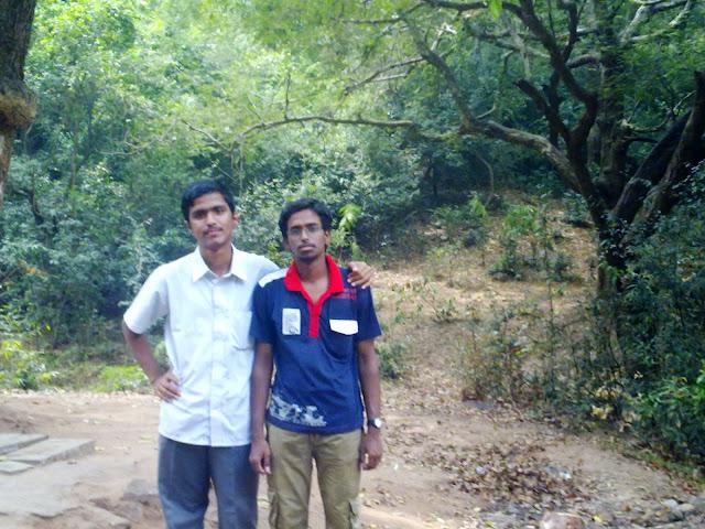 Myself and Prabhu