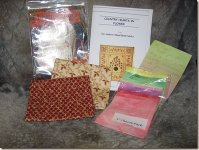 Giveaway from Buderim Patchwork
