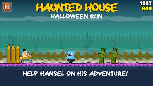 Haunted House: Halloween Run