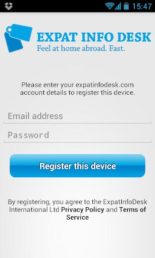 Expat Info Desk