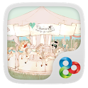 Romantic Merry-go-around icon