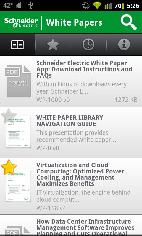 White Papers  Android Apps On Google Play