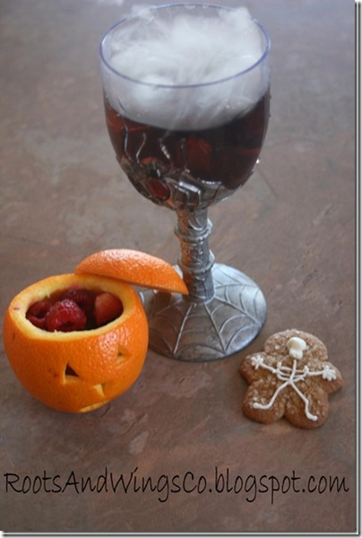dry ice root beer orange jack o lantern skeleton cookie_thumb[1]