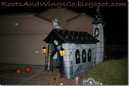 Halloween Party Entrance Thumb