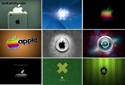 Fondos De Pantalla Apple Mac Os X Leopard Nestavista