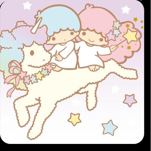 个人化のキキ&ララきせかえホーム(TS38) LOGO-記事Game