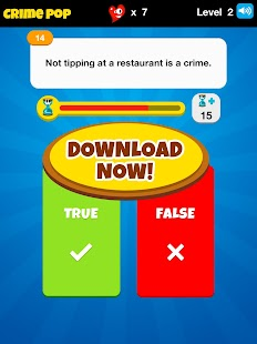 Crime Pop™ - Play Now! - screenshot thumbnail