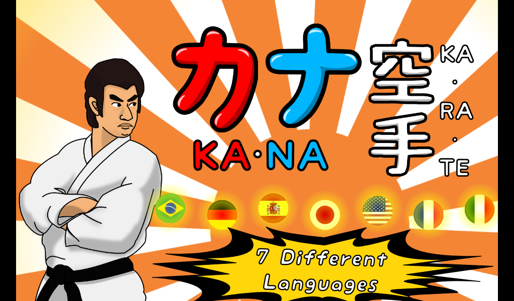 Kana Karate - Language Master - Android Apps on Google Play