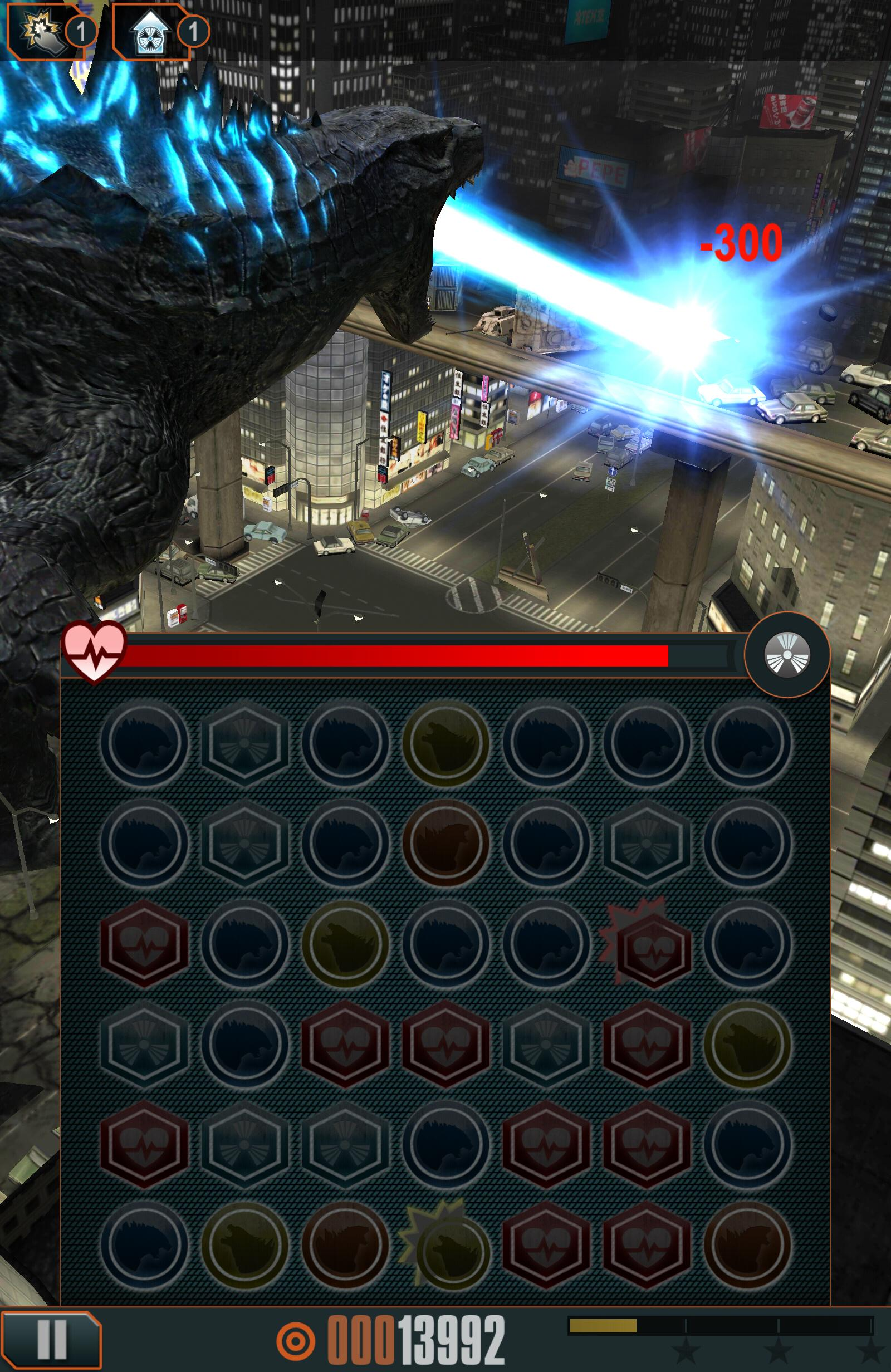 Godzilla - Smash3 screenshot #16