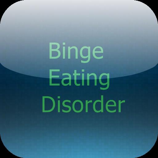 Binge Eating Disorder LOGO-APP點子