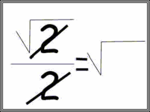 Why are teachers stressed - The easiest way to solve square root
