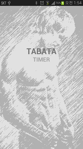 타바타 타이머 Tabata Timer