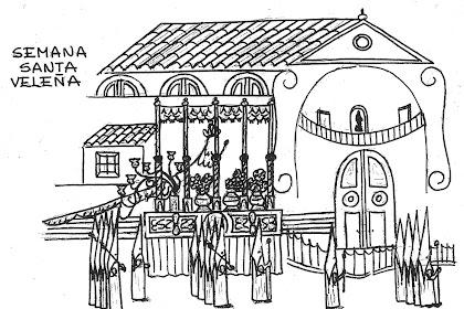 Dibujos Para Colorear De La Semana Santa