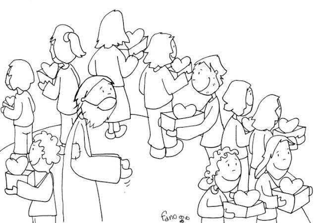Dibujos Clase De Religion: DIBUJOS CLASE DE RELIGION