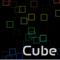 Rainbow Cube Free&Full logo