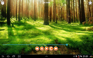 Screenshot of Nature Sounds Relax and Sleep