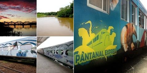 Exibir Pantanal Express