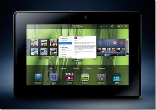 playbook con android