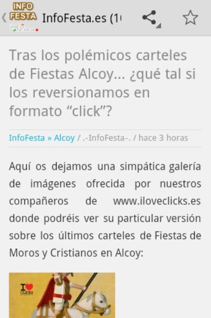 Moros y Cristianos Alcoy 2013 - screenshot