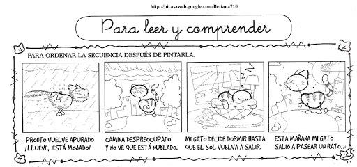 Cuentos Infantiles Cortos Para Colorear E Imprimir Imagui: Cuentos Cortos Con Imagenes De Secuencias