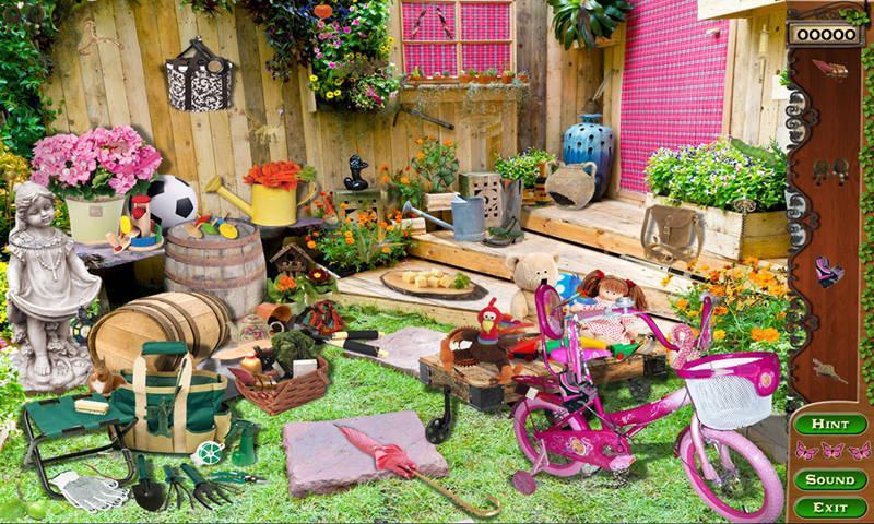Garden Treasure Hidden Object - Android Apps on Google Play