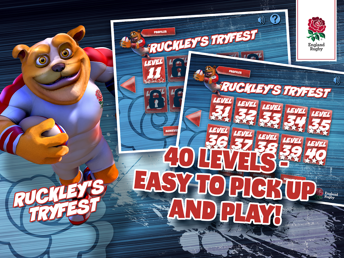 Ruckley's Tryfest- screenshot