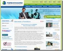 Forex macro