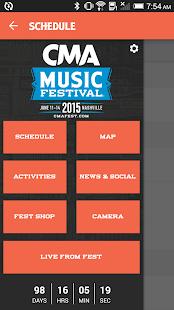 2015 CMA Music Festival - screenshot thumbnail