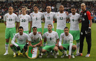 Algérie – Etats-Unis d'Amérique (USA) en direct (Live streaming) sur algerie360